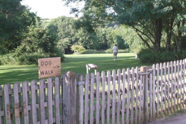 Dog Friendly Ross Park